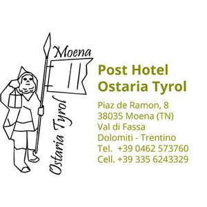 Post Hotel Ostaria Tyrol